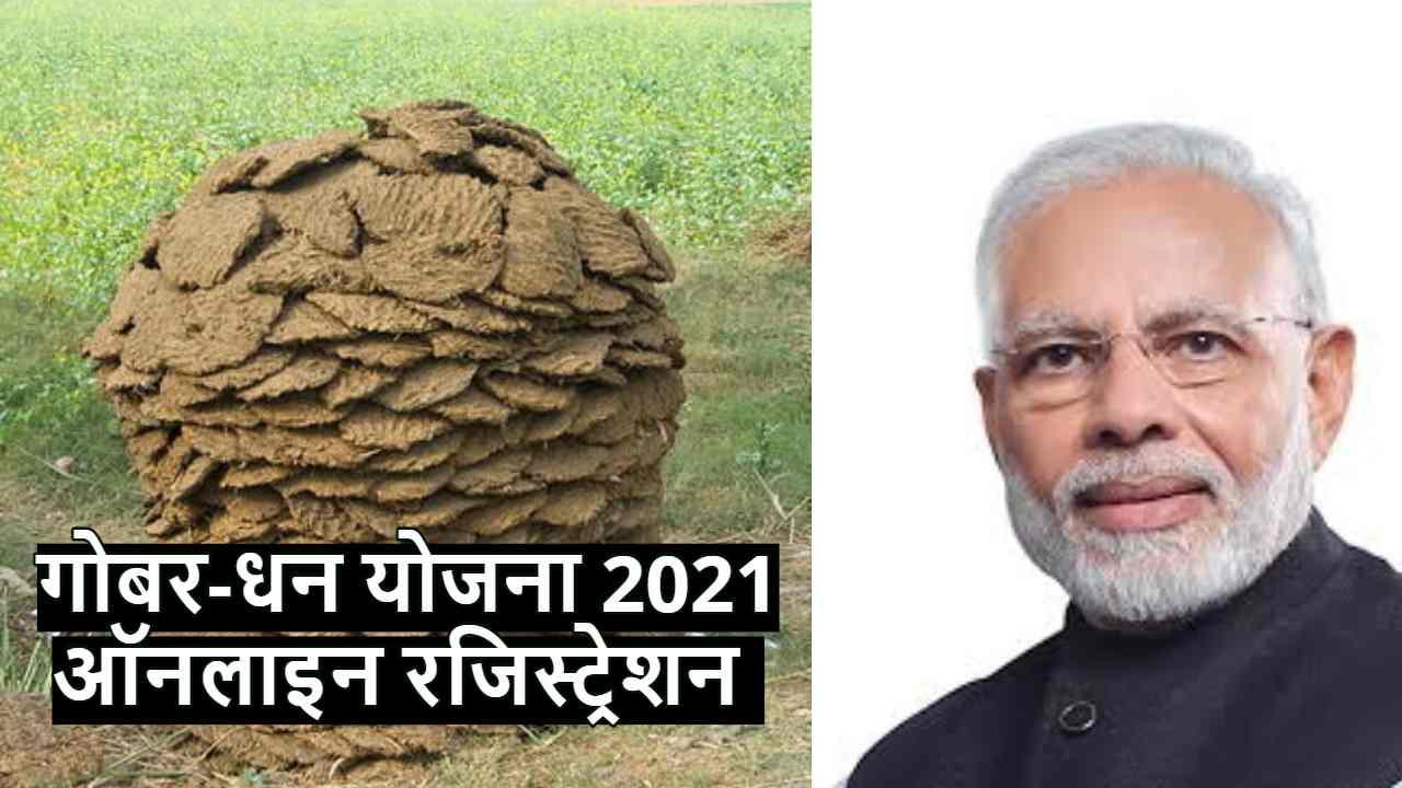 गोबर-धन योजना 2021