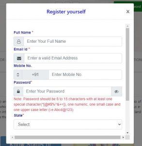 jharkhand caste certificate online apply
